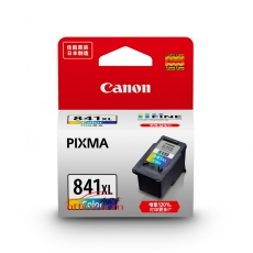 佳能 Canon PG-841XL 彩色墨盒(适用PIXMA MG2180/3180/4180 MX478/538/438/378)
